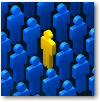 Be One Among Many on LinkedIn